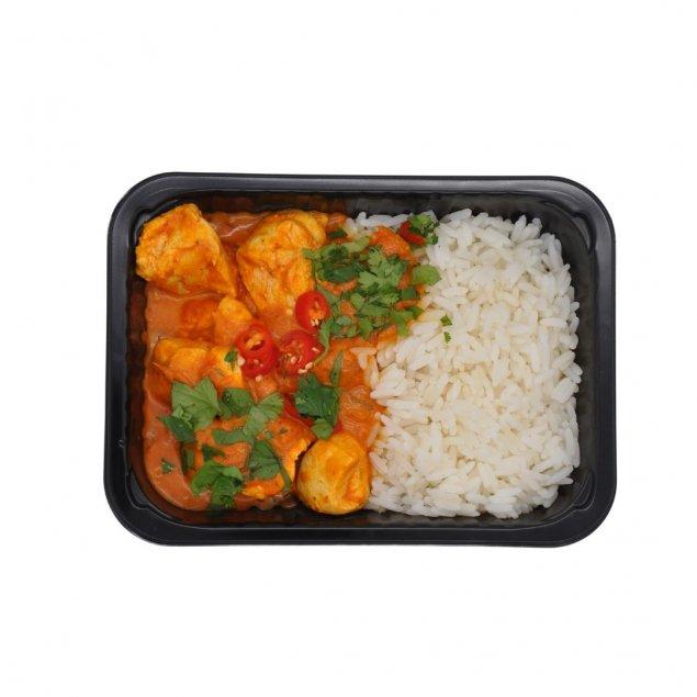 Chicken Tikka   Rice