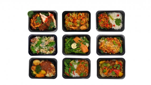 2 Meals for 5 Days (lunch & Dinner)
