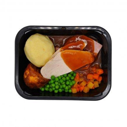 Turkey & Ham Dinner